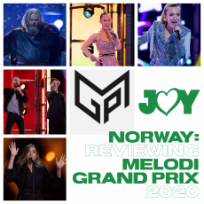 Holding Norway's attention: Reviewing Melodi Grand Prix 2020
