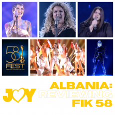 Albania's sky is falling: Reviewing FiK 58