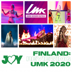 Finland's looking back: Reviewing UMK 2020