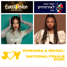 Israel and Romania – Have artist, will travel: Reviewing HaShir HaBa L'Eurovizion and SelecÈ›ia NaÈ›ională 2020