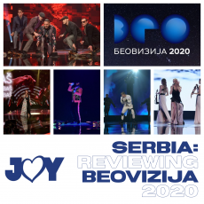 Serbia's stuck in a hurricane: Reviewing Beovizija 2020