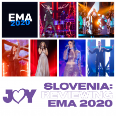Maybe it's in the Slovenian water: Reviewing EMA 2020