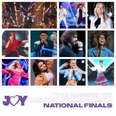 The misses we missed in 2020's Eurovision national finals