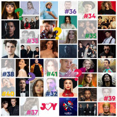 Your votes, your 2020 Eurovision preview show: #31 to #22
