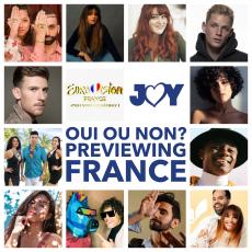 Oui ou non?: Previewing Eurovision France, c'est vous qui décidez!