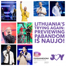 Lithuania's trying again: Previewing Pabandom iš Naujo! 2021