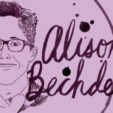 Tony Award Winner Alison Bechdel