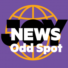 Odd Pod: The JOY News Odd Spot Podcast Ep17
