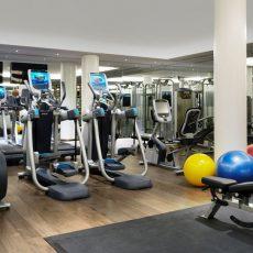 Z & G Visit The Gym