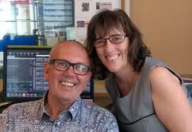 David and Sue return to Friday Drive!