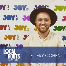 Live Jam Session with Ellery Cohen