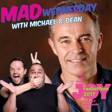 Things get spooky as Cameron Daddo pops by for a Haunting!