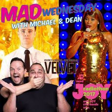 It's a boogie wonderland with Marcia Hines & Tom Oliver from Velvet