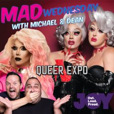 QUEER EXPO IS COMING – with Kimora Blac and The Boulet Bros