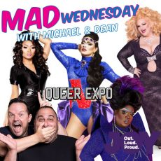 QUEER EXPO IS COMING – Tatianna, Jujubee, Latrice Royal and Darien Lake
