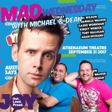 Australia says YES Comedy Gala with Toby Halligan