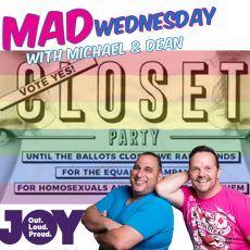 CLOSET Party for Equality!