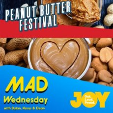NUTS about the Peanut Butter Festival