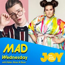 TOY VS Lie to Me, who will win Eurovision? Plus Kaftans, could we BE more fashion forward!
