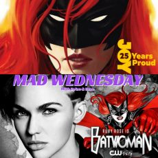 The Internet is MAD again-watch out Ruby Rose, or Batwoman, if that IS your real name?!