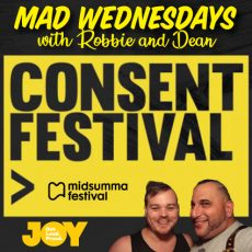 What's consent got to do with it? Midsumma Festival 2019