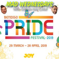 Bendigo Pride Festival is coming and we can't wait!