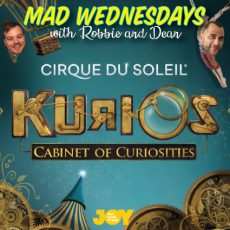 Cirque du Soleil brings 'KURIOS – Cabinet of Curiosities' to Australia
