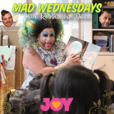 Drag storytime is anything BUT a drag!