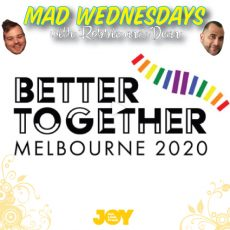 Better Together 2020 – be part of a national conversation for LGBTI+ change