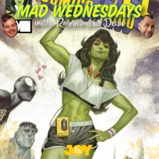 She Hulk shenanigans, plant homicide & beating a beat with a beat! Midweek Musings