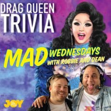 Drag Queen Trivia with Sasha Starr #StayHome
