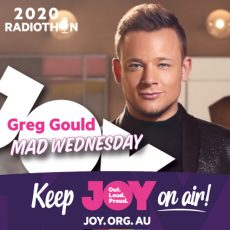JOY giving a voice to queer artists on the airwaves – Greg Gould