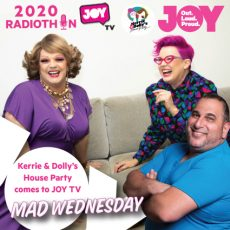 Kerrie & Dolly's House Party comes to JOY TV