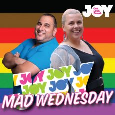 You join us on the airwaves for the final MAD Wednesday
