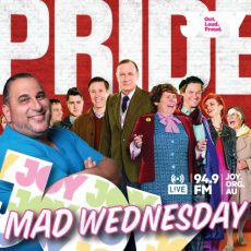 MQFF's PRIDE Virtual Screening this Saturday