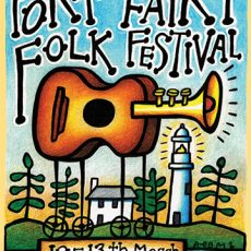 Miss Chatelaine #6, 7 March 2017 – 41st Port Fairy Folk Festival preview