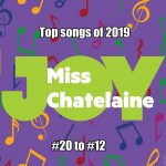 Top songs of 2019: no.20 to no.12 – Show #138 (part 1), 26 January 2020