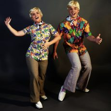 INTERVIEW The Illegitimate Love Children of Bob Downe & Magda Szubanski-Dan & Steph Teitelbaum