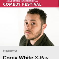 INTERVIEW: Comedian Corey White shows his XRAY to the Murphys