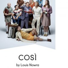 INTERVIEW: Melbourne Theatre Company cast from COSI playing in Melbourne