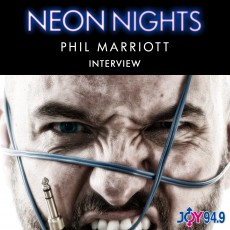 Show 003 / Phil Marriott