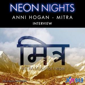 Show 006 / Anni Hogan – MITRA