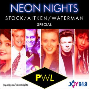 Show 008 / Stock-Aitken-Waterman Special