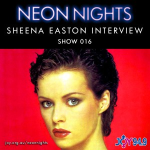 Show 016 / Sheena Easton