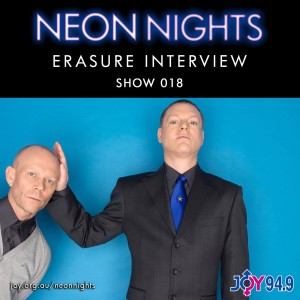 Neon Nights - 018 - Erasure