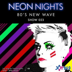 Show 023 / 80s New Wave