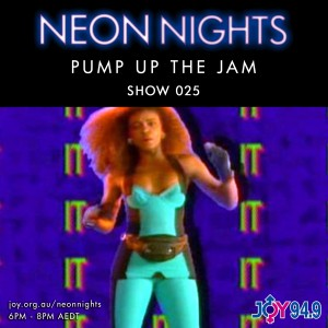Show 025 / Pump Up The Jam