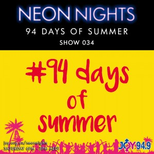Show 034 / 94 Days Of Summer