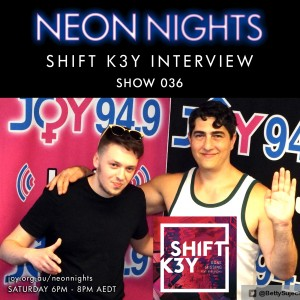 Show 036 / Shift K3Y Interview