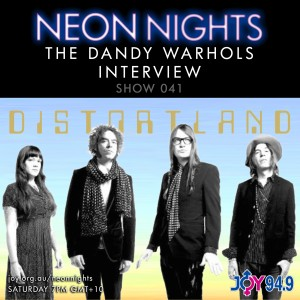 Show 041 / The Dandy Warhols Interview